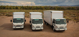 New Isuzu Models